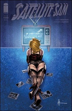Satellite Sam #3 Cover