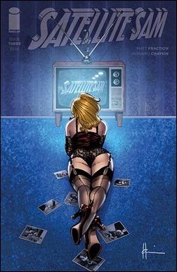 Satellite Sam #3 Cover