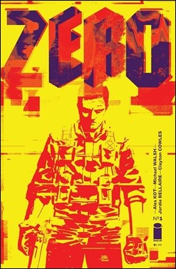 Zero #1 Cover A