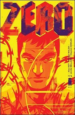 Zero #1 Cover B