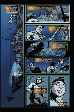 All New Fathom #3 Preview 1