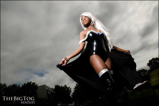 Maki Roll as Storm (X-Men: Worlds Apart) (Photo by TheBigTog Photography)