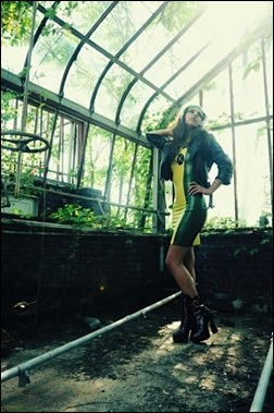 Jeanne Killjoy as Rogue (Photography by Nicolophobia™ Photography)