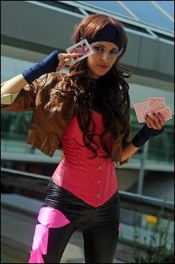 Jeanne Killjoy as FemGambit (Photo by P Karpey Photography)