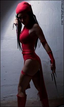 Jeanne Killjoy as Elektra (Photography by MindFall Media)