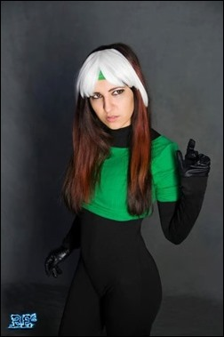 Jeanne Killjoy as Rogue (Photography by BE Squared Photography)
