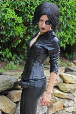 Jeanne Killjoy as Domino (Photo by P Karpey Photography)