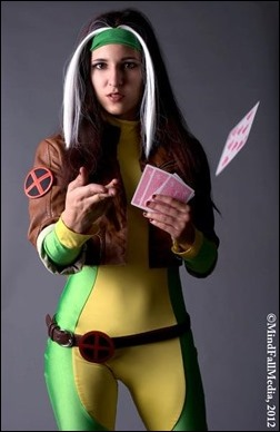 Jeanne Killjoy as Rogue (Photography by MindFall Media)