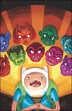 Adventure Time 2013 Spoooktacular #1 Preview 1