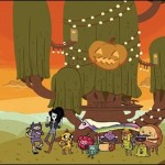 Preview: Adventure Time 2013 Spoooktacular #1