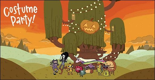 Adventure Time 2013 Spoooktacular #1