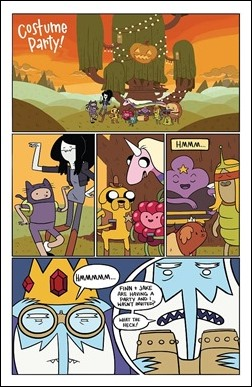 Adventure Time 2013 Spoooktacular #1 Preview 4