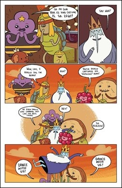Adventure Time 2013 Spoooktacular #1 Preview 6
