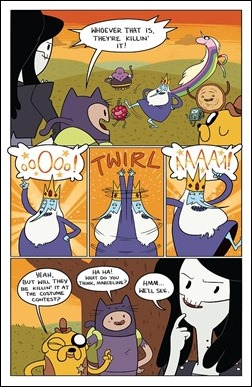 Adventure Time 2013 Spoooktacular #1 Preview 7