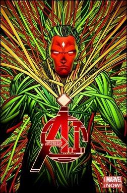 Avengers A.I. #8.NOW
