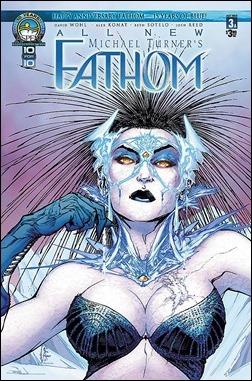 All New Fathom #3 Cover A - Konat