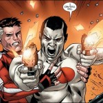 Preview of Bloodshot and H.A.R.D. Corps #15 (Valiant)