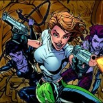 Preview of Danger Girl: Trinity TPB (IDW Publishing)