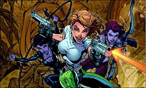 Danger Girl: Trinity TPB