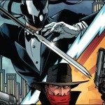 THE SHADOW vs. GRENDEL by Matt Wagner Coming in 2014 from Dark Horse and Dynamite