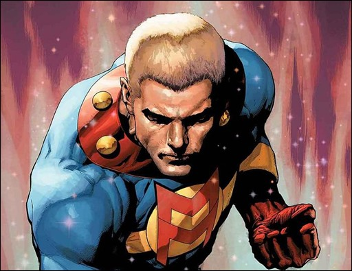 Miracleman #1 Cover - Yu Variant