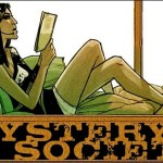 Preview: Mystery Society Deluxe HC by Steve Niles, Fiona Staples, and Andrew Ritchie