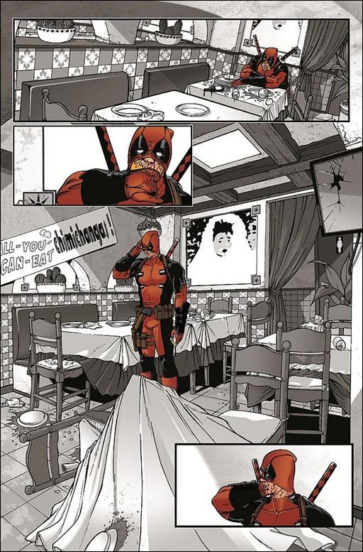 Night of the Living Deadpool #1 Preview 1