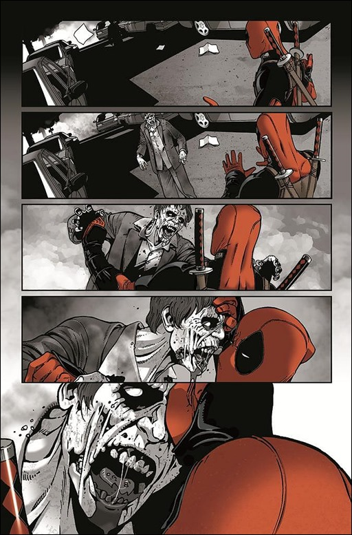 Night of the Living Deadpool #1 Preview 2