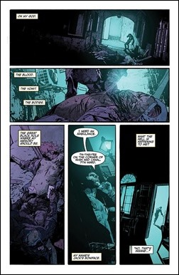Shadowman #13 Preview 2