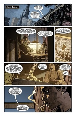Shadowman #13 Preview 3
