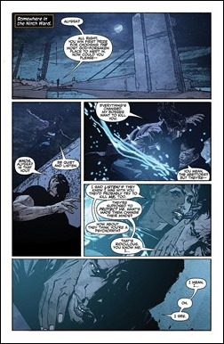 Shadowman #13 Preview 4