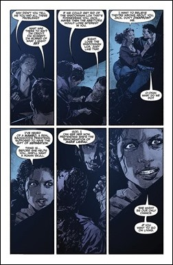 Shadowman #13 Preview 5
