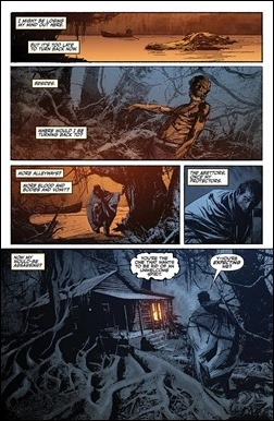 Shadowman #13 Preview 6