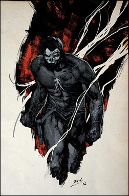 Shadowman #13 Cover
