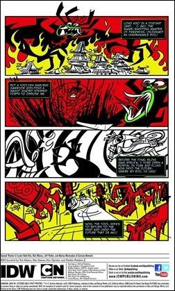 Samurai Jack #1 Preview 1
