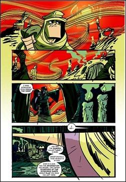 Samurai Jack #1 Preview 5