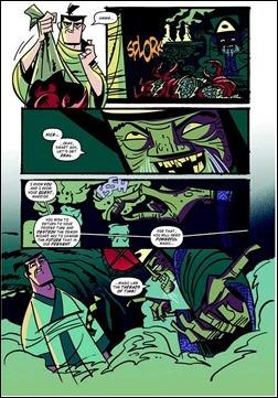 Samurai Jack #1 Preview 6