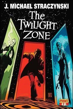 Twilight Zone #1 Cover - Francavilla
