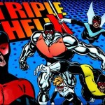 Preview of Triple Helix #1 by John Byrne (IDW)