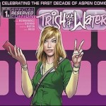 Preview: Trish Out of Water #1 by Vince Hernandez and Giuseppe Cafaro