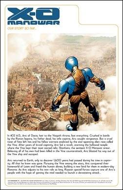X-O Manowar #18 Preview 1