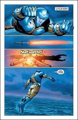 X-O Manowar #18 Preview 3
