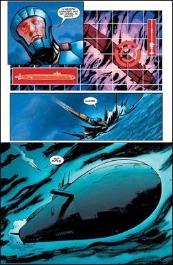 X-O Manowar #18 Preview 4