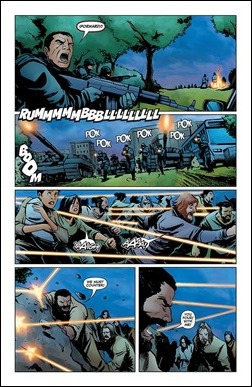 X-O Manowar #18 Preview 5