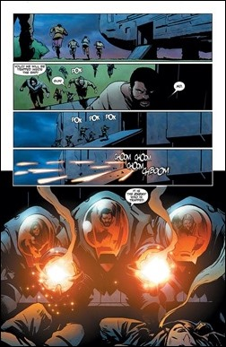 X-O Manowar #18 Preview 6