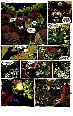 Zombie War #1 Preview 6