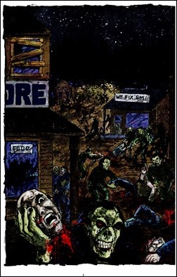Zombie War #1 Preview 7