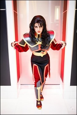 Sirene as Azula [Avatar: The Last Airbender] (Photo by Mitch S.)
