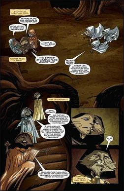 Mice Templar IV: Legend #8 Preview 1