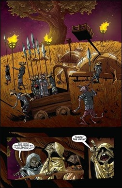 Mice Templar IV: Legend #8 Preview 5